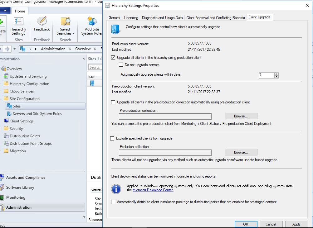 SCCM_Upgrade_1710_Install_Update_Upgrade_Clients2
