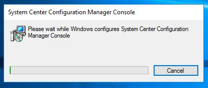 SCCM_Upgrade_1710_Install_Update_Upgrade_Console2